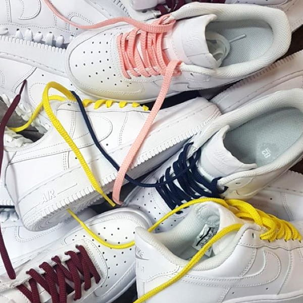 lacets plats jaunes energy_store_sneakers