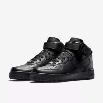 Lacets Nike - Nike air Force Noire