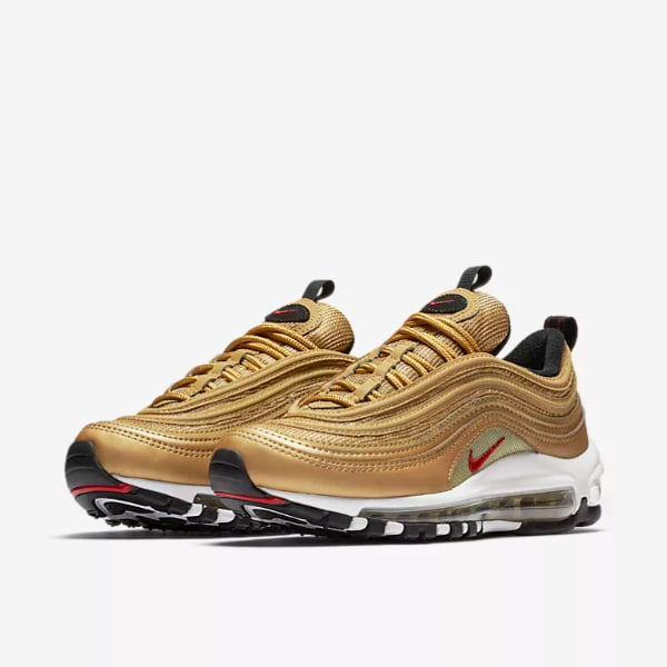 Lacets Nike - Nike Air Max 97 gold