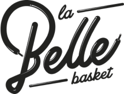 lacets la belle basket