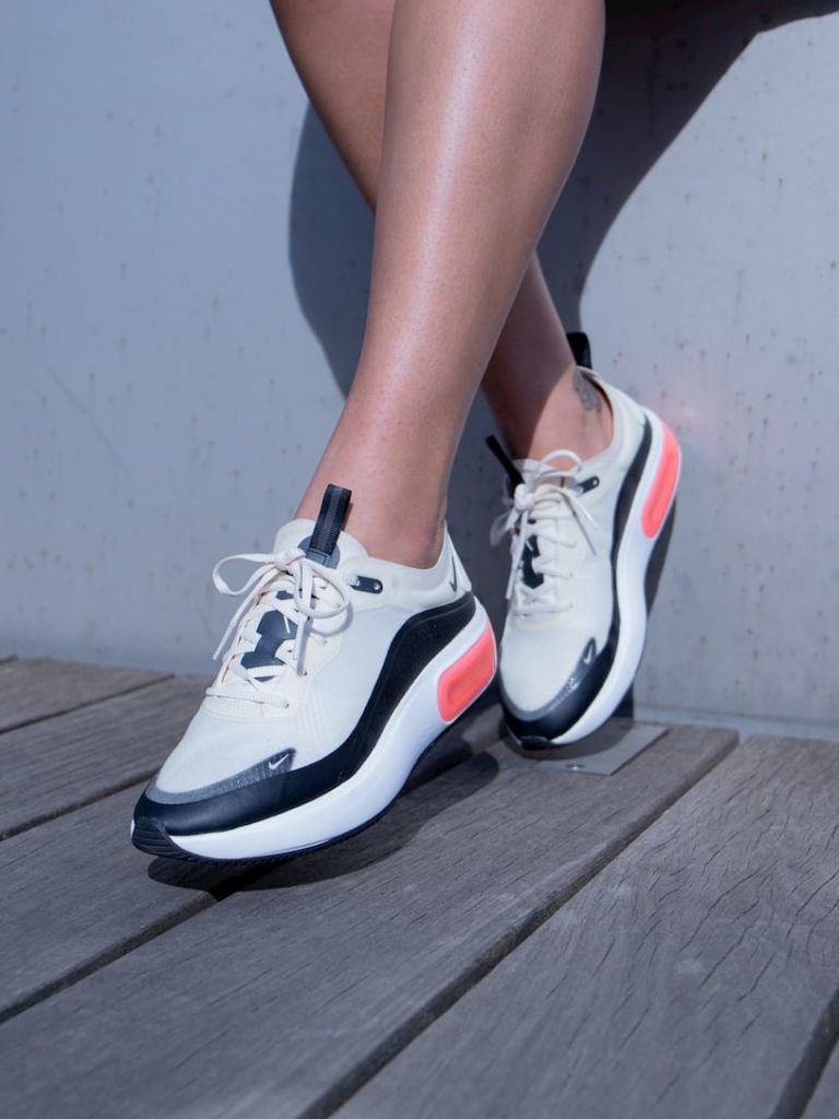Article blog - chaussettes blanches - Air Max Dia